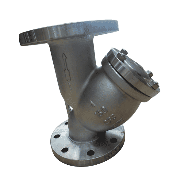ANSI Cast Steel Y Strainer