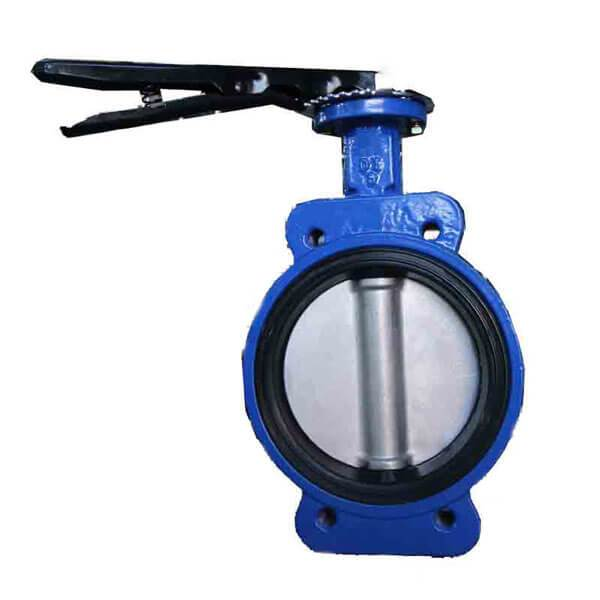 JIS Wafer Butterfly Valve