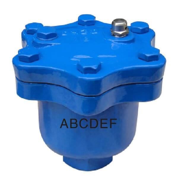 AVRX Thread Air Valve