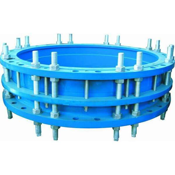 Pairs of Dowel Joint Flange