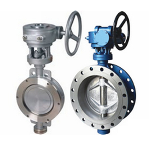JIS Worm Gear Operated Wafer Butterfly Valve