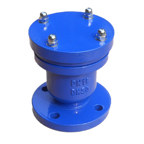 Single Ball Air Valve